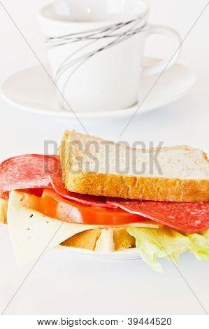 Simply Sandwich