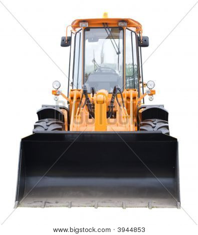 Digger Front View