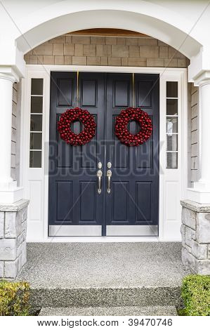 Holiday Home Door