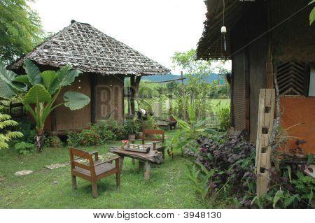 Rest Garden Home