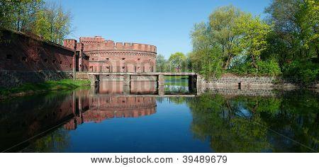 Museum Of Amber. Koenigsberg Fort Der Dona. Kaliningrad. Russia