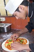 Cooking Pizza poster