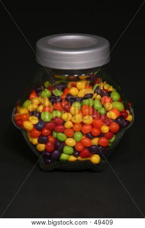 Vertical Jar Of Sours