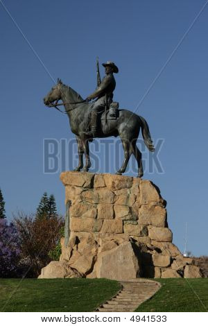 The Rider, Windhoek