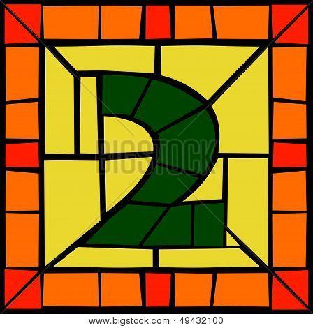 2 - Mosaic number
