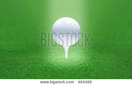 Golf Ball Light