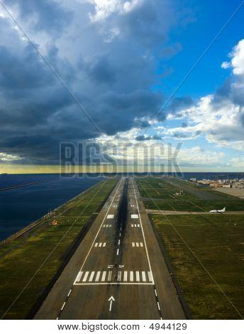 Runway Airport