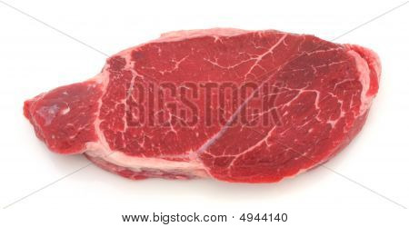 Unseasoned Broil Steak