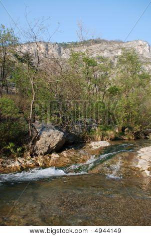 Reserva Naturale Regionale Della Val Rosandra