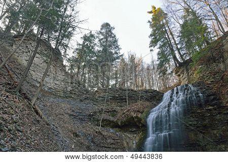 Edge Of Escarpment