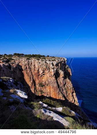 Cliffs Of La Mola, Formentera