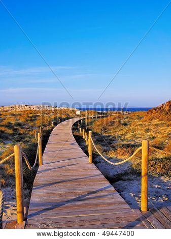 Ses Illetes Beach, Formentera