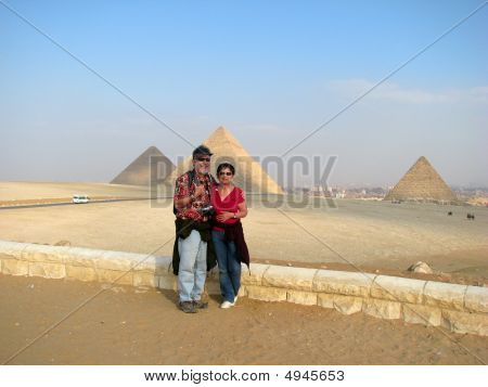 Traveling The Globe: The Pyramids