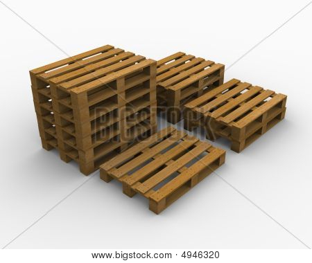 Overlapping Pallets
