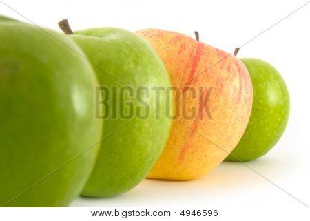 Apples Row