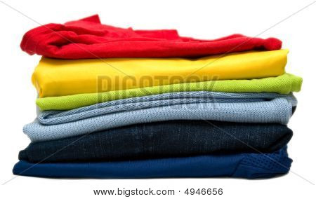 Clothes Stack
