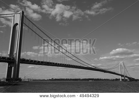 Verrazano Bridge in New York