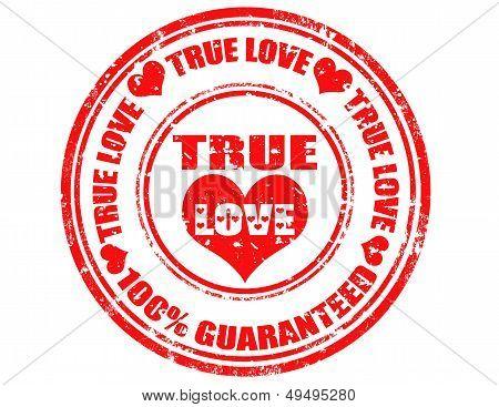 True Love-stamp