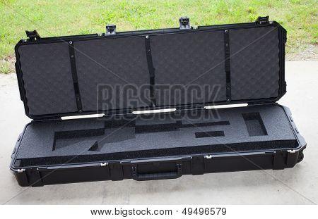 Empty Rifle Case