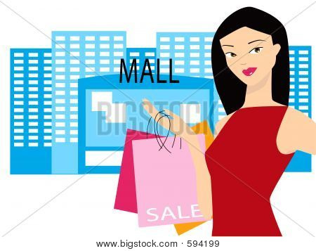 Mall Sale
