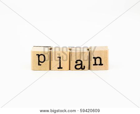 Plan Wording, Idea For Planing New Project