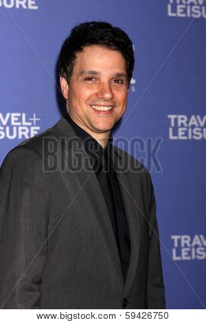 SANTA BARBARA - FEB 4:  Ralph Macchio at the Santa Barbara International Film Festival Virtuosos Awards at Arlington Theater on February 4, 2014 in Santa Barbara, CA