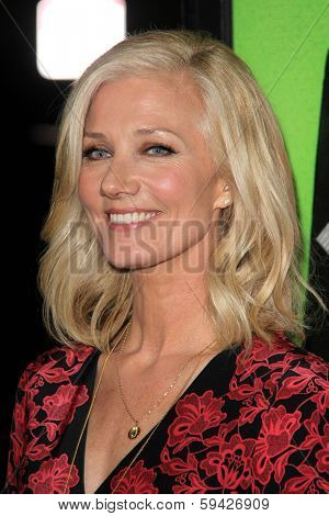 LOS ANGELES - FEB 4:  Joely Richardson at the