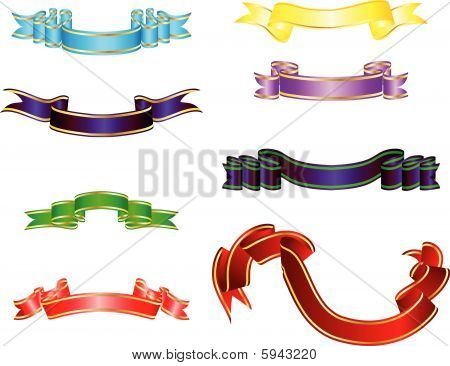 Ribbons Set