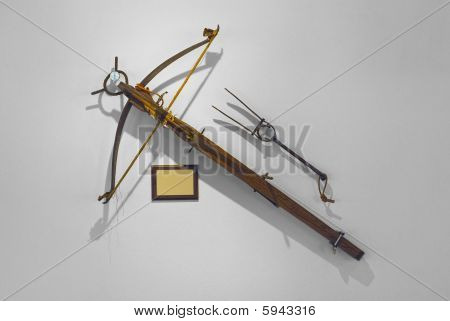 Antique Crossbow