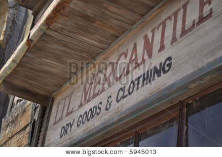 Old Mercantile Store