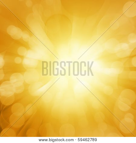Abstract color select focus background.