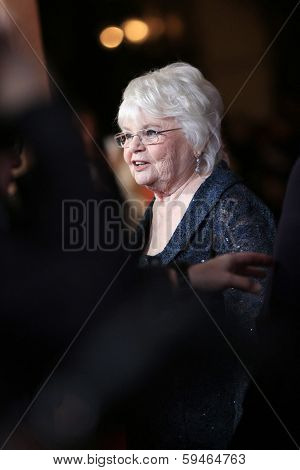 SANTA BARBARA - FEB 4: June Squibb at the 29th Santa Barbara International Film Festival - Virtuosos Award Ceremony held at Arlington Theatre on February 4, 2014 in Santa Barbara, CA