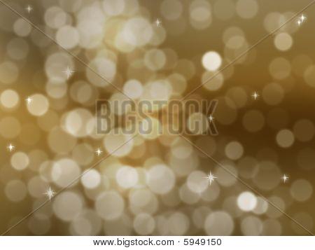 Abstract Festivity Lights