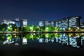pic of kanto  - Tokyo financial district - JPG
