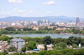 stock photo of urbanisation  - Beijing - JPG