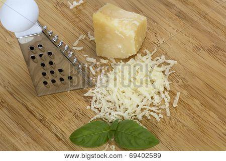 Grated Parmigiano