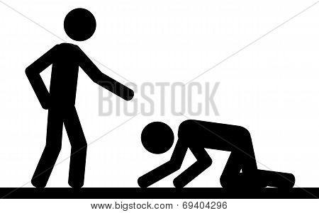 The slavery