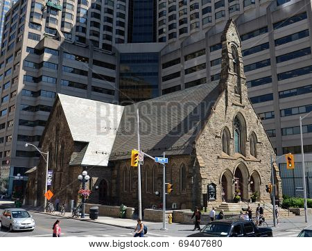 Toronto Church Of The Redeemer