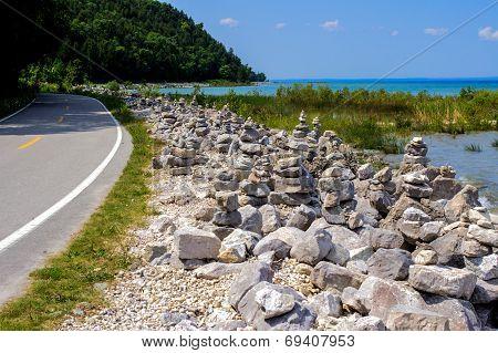 The Mackinaw Island Highway
