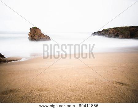 Beautiful Galician Beach I Galicia, Spain.