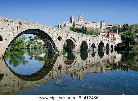 Pont Vieux, Beziers