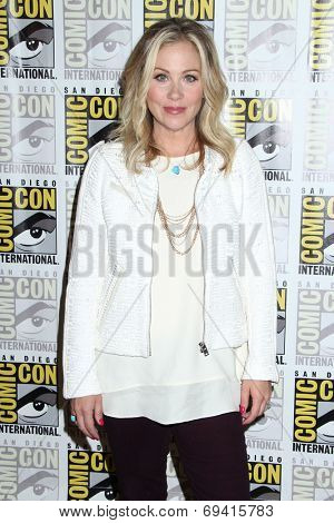 SAN DIEGO - JUL 25:  Christina Applegate at the