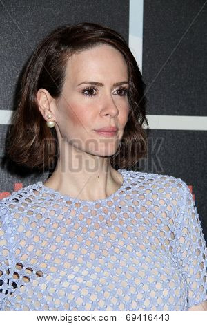 SAN DIEGO - JUL 26:  Sarah Paulson at the Emtertainment Weekly Party - Comic-Con International 2014 at the Float at Hard Rock Hotel San Diego on July 26, 2014 in San Diego, CA