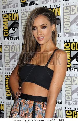 SAN DIEGO - JUL 26:  Jessica Alba at the