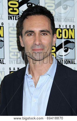 SAN DIEGO - JUL 25:  Nestor Carbonell at the