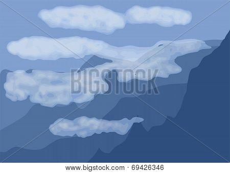 Arial Landscape
