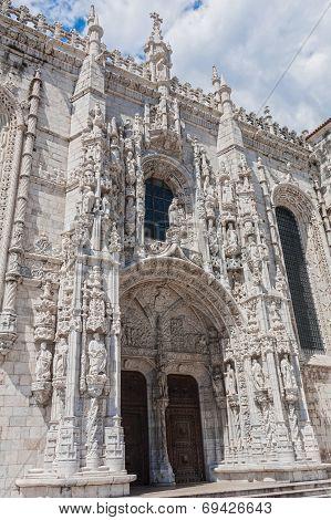 Jeronimos Monastery? Visitor's Gate