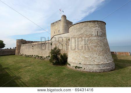 Fort Vauban In Fouras, France