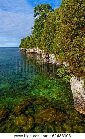 Door County Coastline