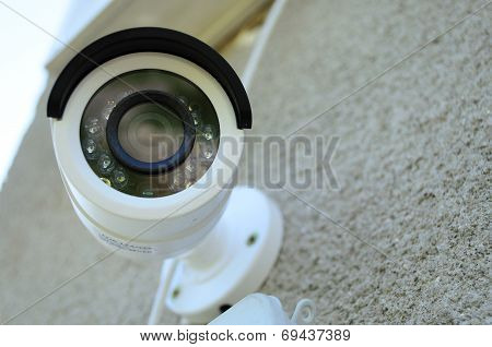 Day & Night Color Ip Surveillance Camera